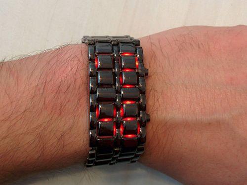 ユニークな腕時計20