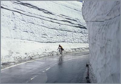 日本の雪道03