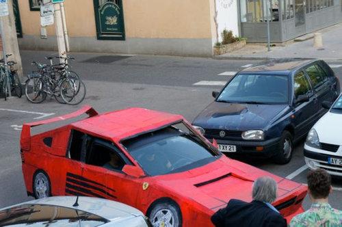 フェラーリに変身09