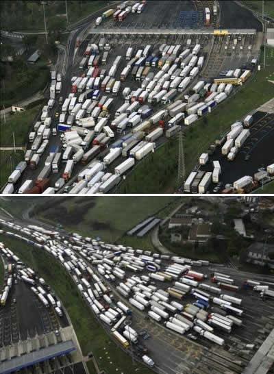 世界各国の渋滞-イタリア