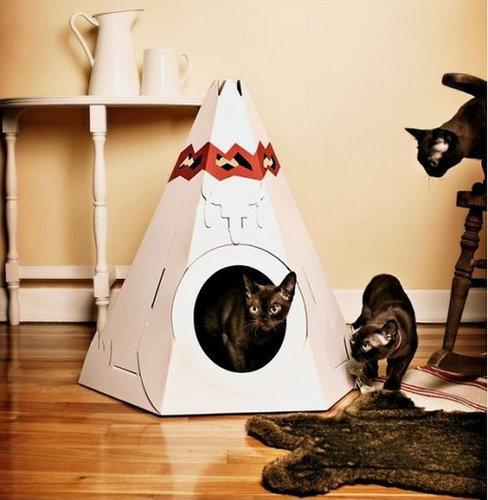 猫の家具10