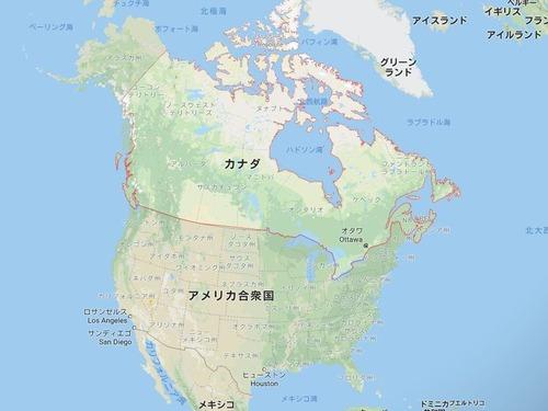 カナダの半分の人口はここに住んでいる00