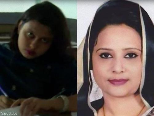 バングラデシュの女性議員、大学の試験で替え玉00