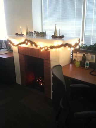 ダンボール暖炉12