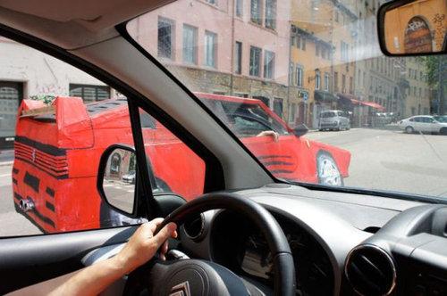 フェラーリに変身05