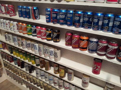 ビール缶のコレクション 007