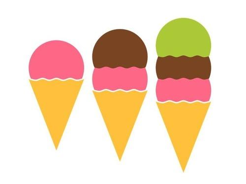 アイスクリームのこんな名前00