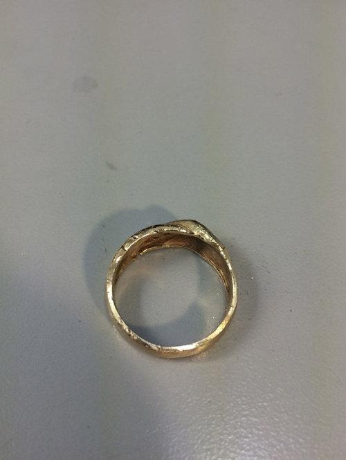 結婚指輪の修復08