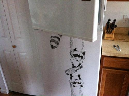 冷蔵庫アート06