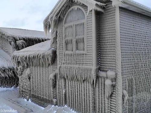 ニューヨーク州を襲った暴風雪02