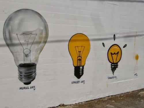 電球アート01