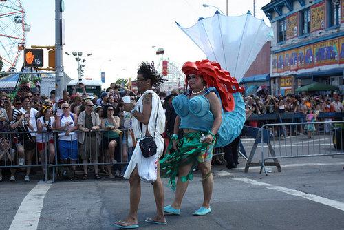 人魚パレード19