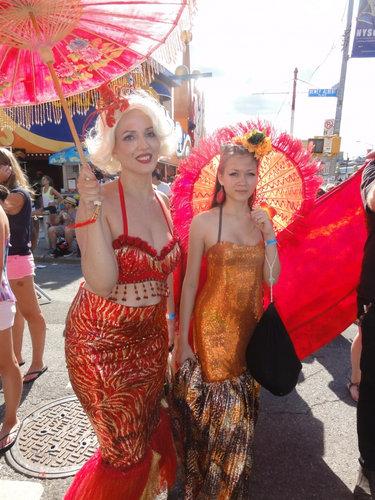 人魚パレード18