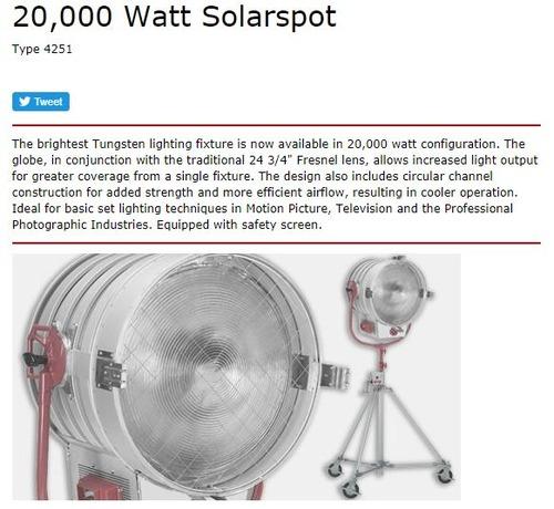2000ワットの電球14