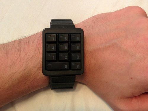 ユニークな腕時計10