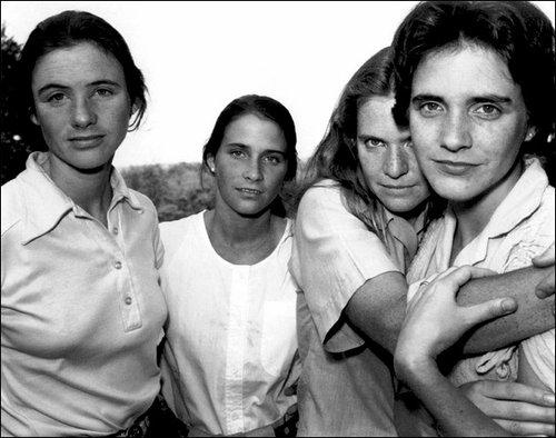 4人姉妹の毎年の写真06