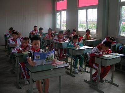 中国の授業