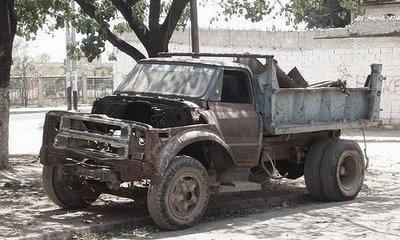 ポンコツ車01