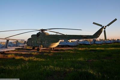 ウクライナの廃棄兵器09