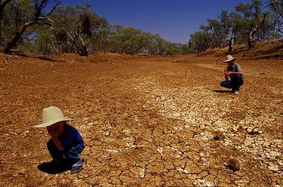 オーストラリアの干ばつ02