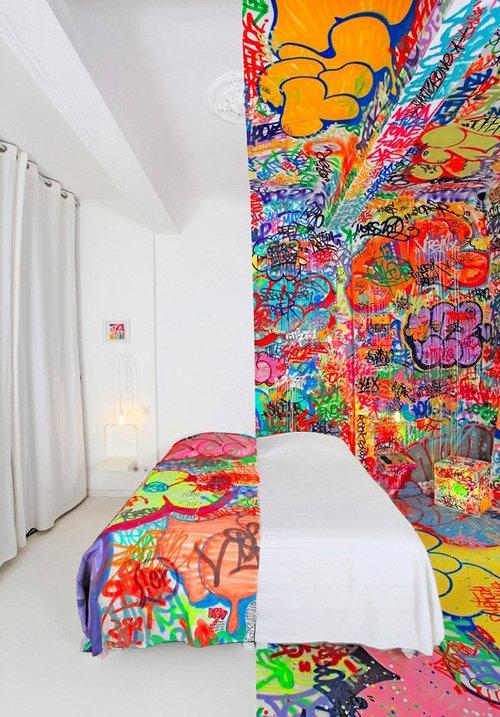 変わったフランスのホテル02