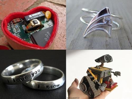 マニアとオタクの結婚指輪00