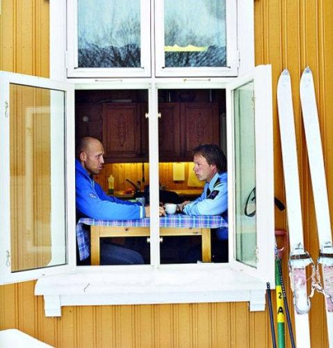 ノルウェーの刑務所の島09