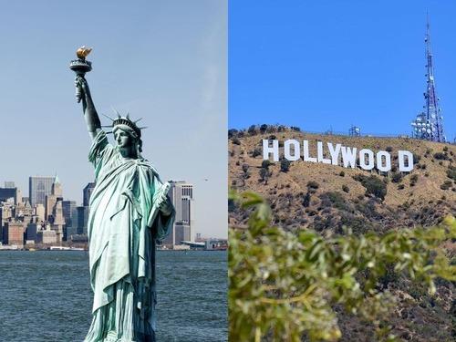 ロサンゼルスvsニューヨーク00