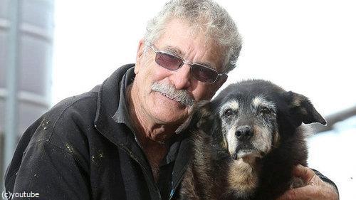 最高齢の犬マギーが亡くなる05