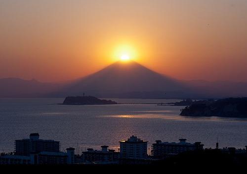 4度目の富士登山で、ようやく朝日が見られた03