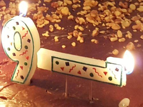 39歳の妻の誕生日に間違ったキャンドルしかなかった02