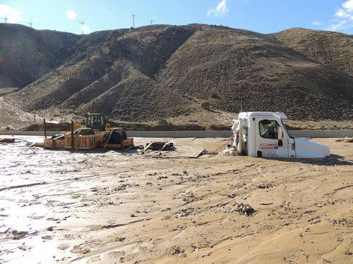 干ばつの続くカリフォルニアにようやく雨が降った06