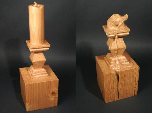 木彫りアート12