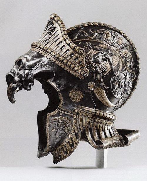 フィリッポ・ネグローリの甲冑07