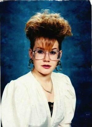 80年代の髪型20