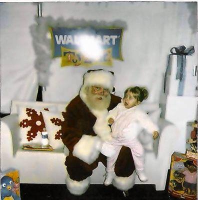 サンタクロースが怖い02