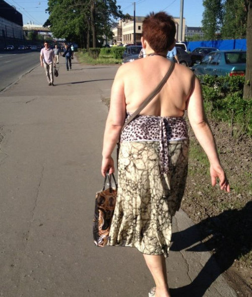 ロシアのファッション05