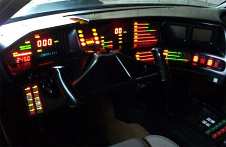 車のダッシュボード15