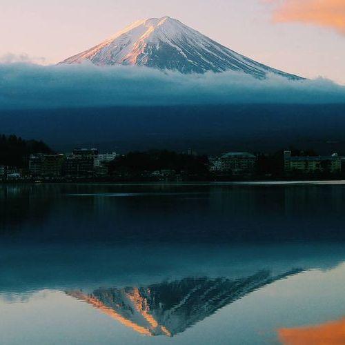 外国人「日本で富士山撮ってきた」02