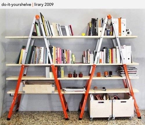 手軽に作れる本棚04