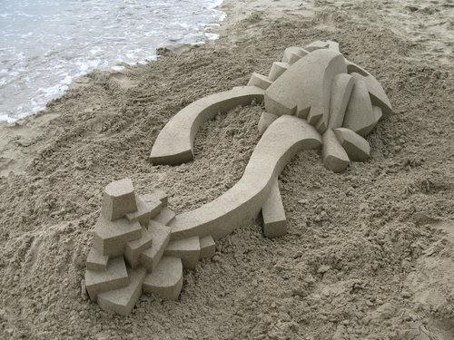 砂の城12