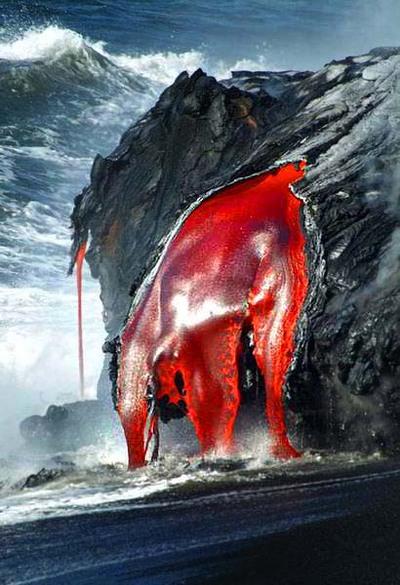キラウエア火山10
