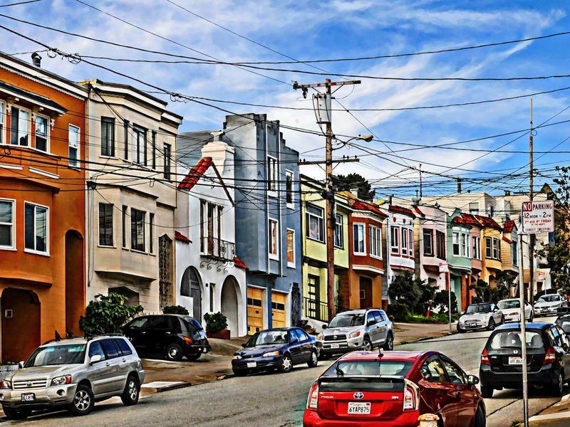 サンフランシスコでは年収1200万円でも低所得とみなされる、その理由は…