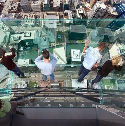 シカゴ・シアーズタワー02