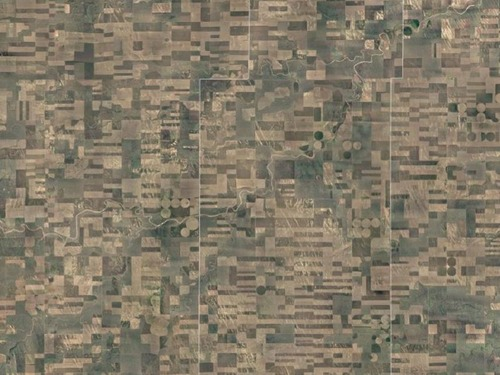 コロラド州の東部農場地帯05