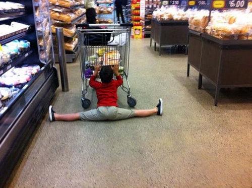 買い物が嫌いな子供たち07