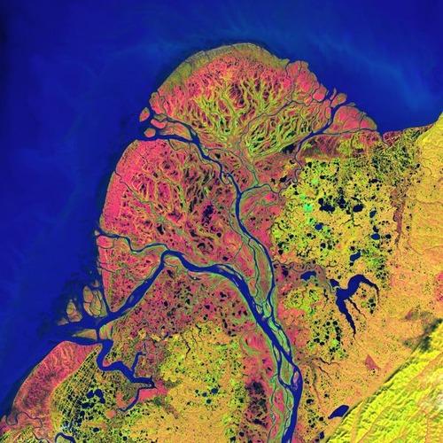 衛星写真08