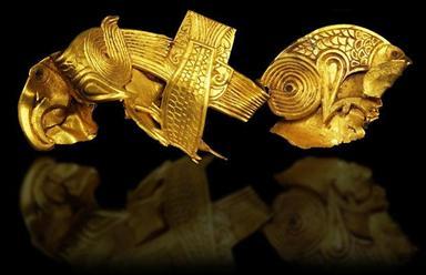 イギリス七王国時代の金銀財宝01