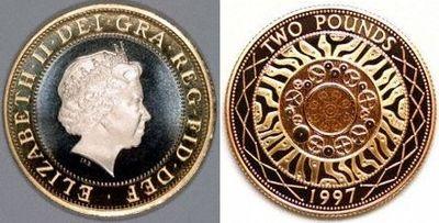 イギリスの貨幣07