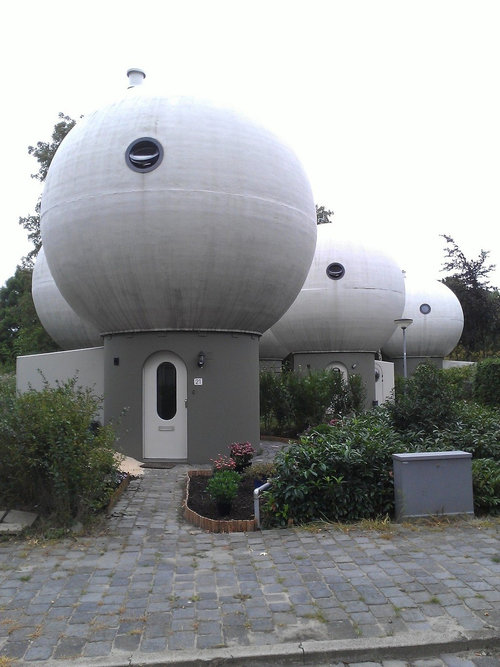 オランダのカプセルハウス06